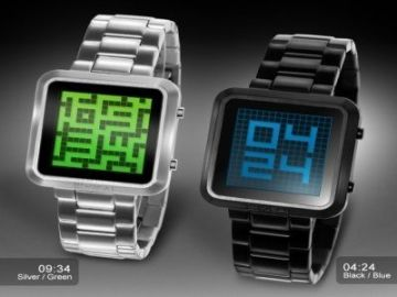 montre lcd