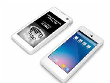 yoya-phone double écran