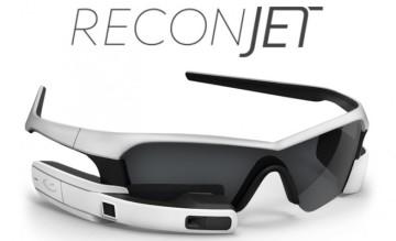 Reconjet lunette informatisée