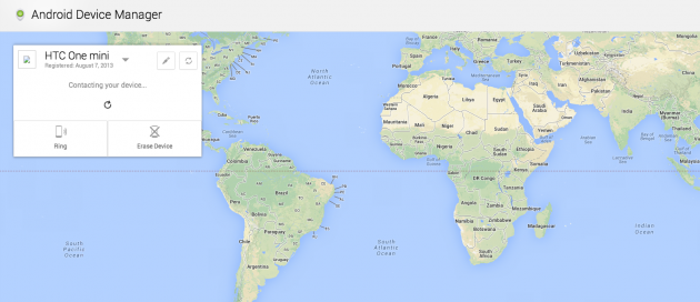 android device manager Siteweb