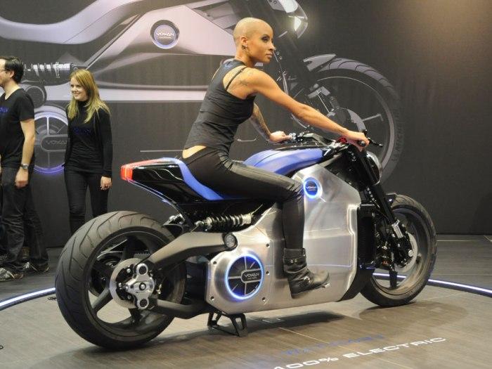 voxan wattman moto électrique