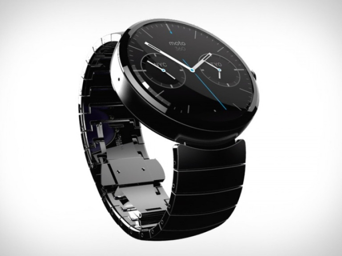 moto 360 montre connectée motorola androïd wear