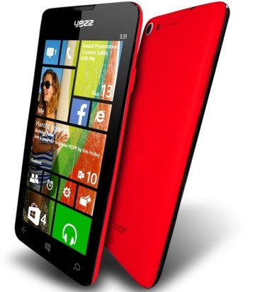 yezz windows phone 8.1