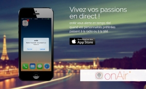 onAir app